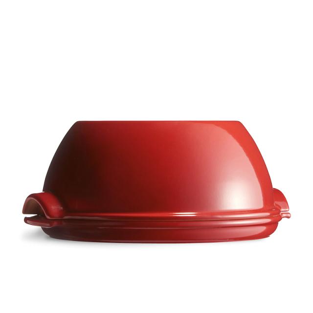 Forma na pečení chleba Specialities 32,5 x 29,5 cm červená Burgundy - Emile Henry