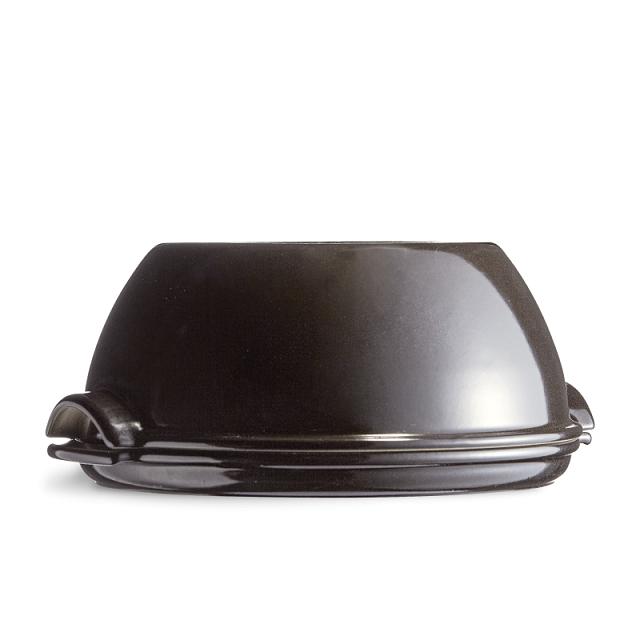 Forma na pečení chleba Specialities 32,5 x 29,5 cm antracitová Charcoal - Emile Henry