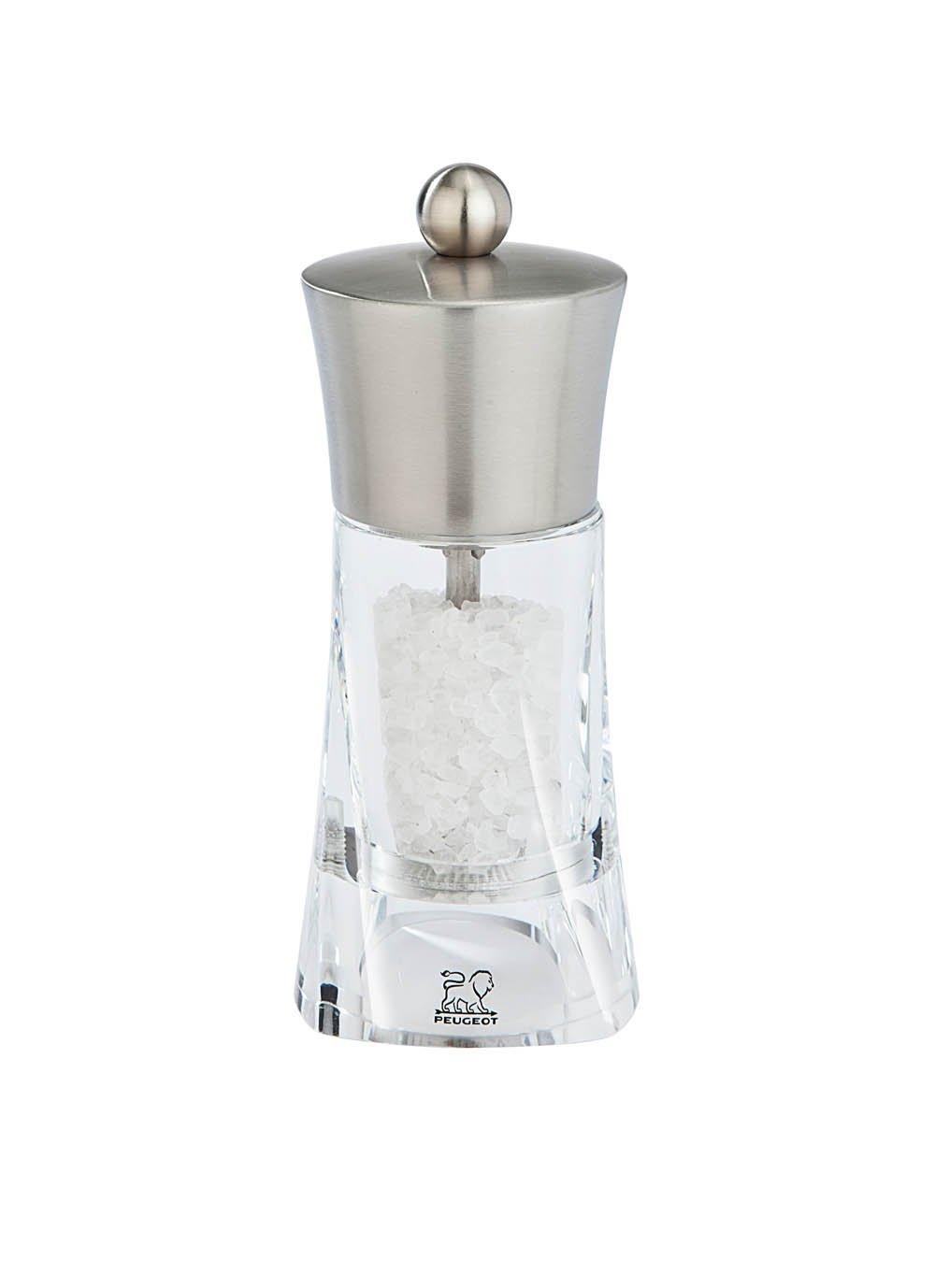 Mlýnek na sůl 14 cm akryl/nerez Ouessant - Peugeot