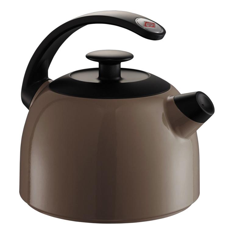 Konvice na vaření vody Terradur® 2l, tmavě šedá - Wesco