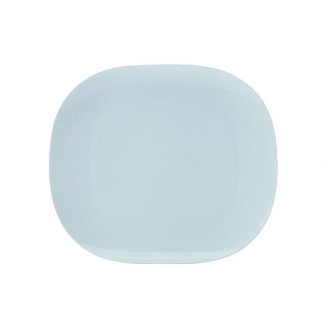 Jídelní talíř 30 x 26 cm, WHITE BASIC BISOU - Maxwell&Williams