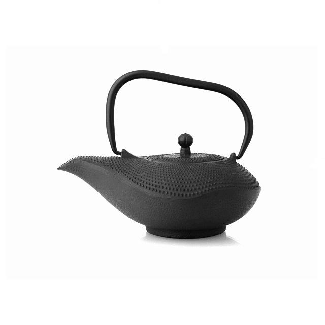 Konvička na čaj 0,9l, černá, Aladdin - Bredemeijer