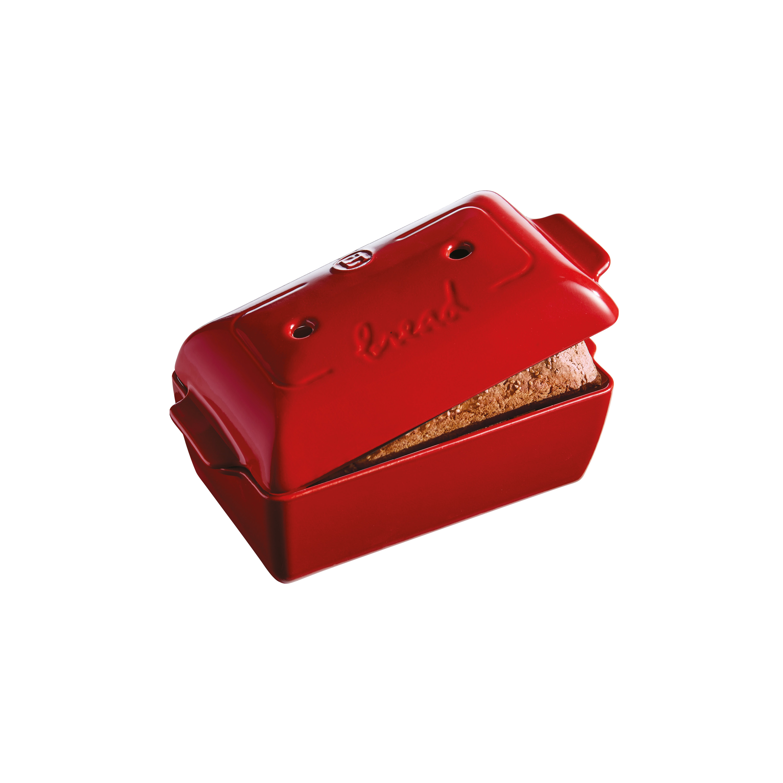 Forma na pečení chleba 28 x 13 cm červená Burgundy - Emile Henry