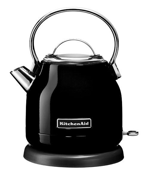 Rychlovarná konvice černá 1,25 l - KitchenAid