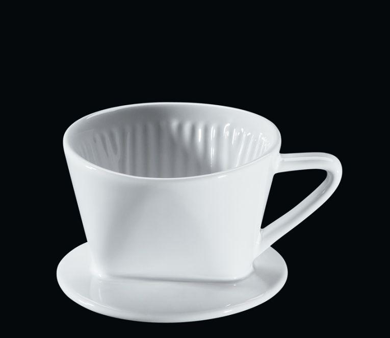 Filtr na kávu velikost 1 bílý - Cilio