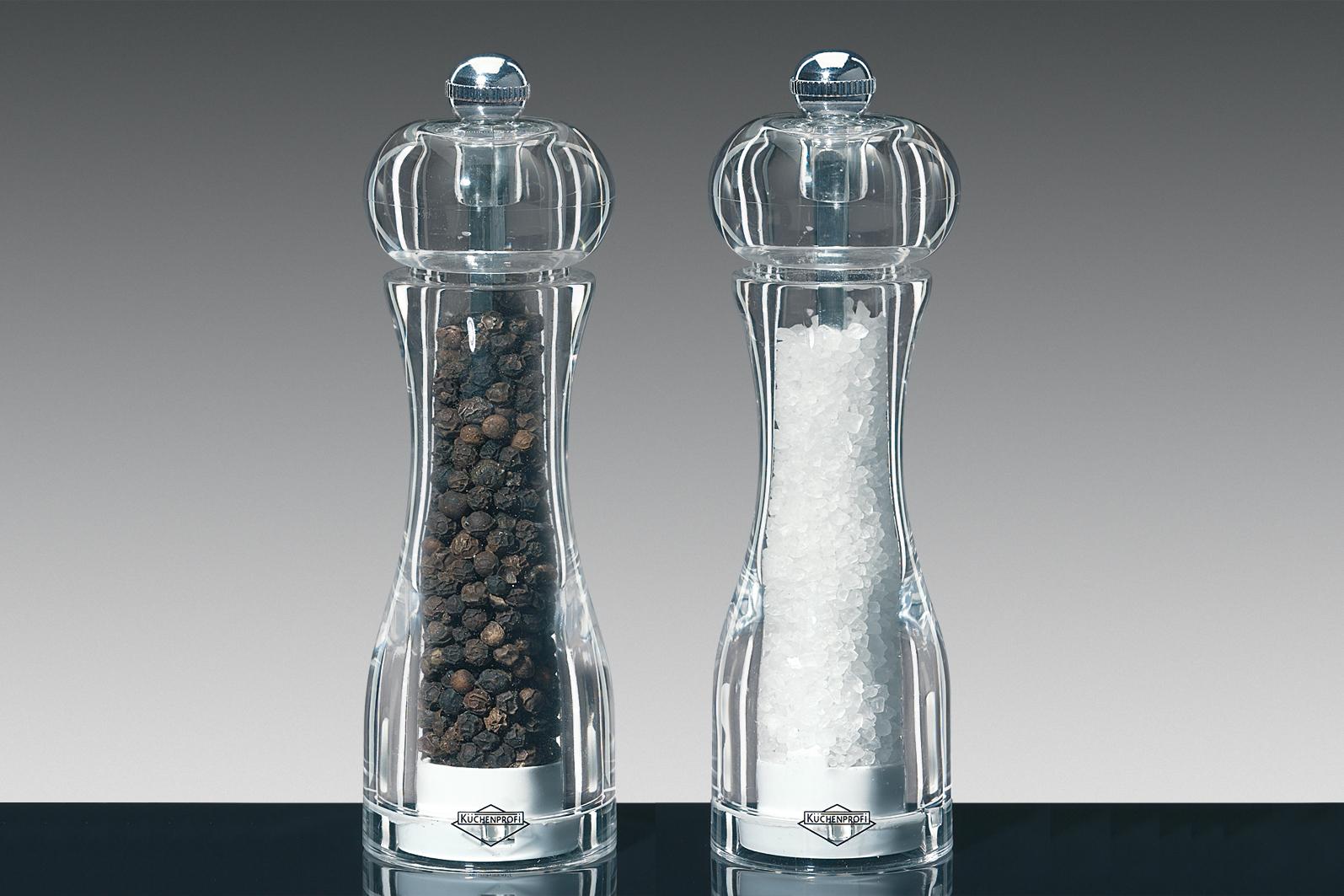 Sada mlýnků na pepř a sůl 14 cm TORONTO - Küchenprofi
