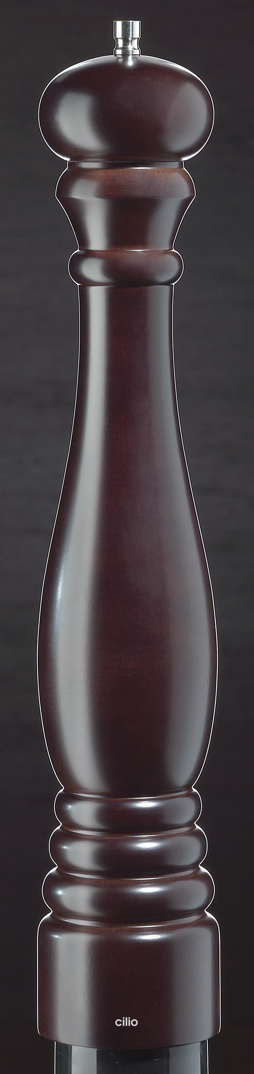 Mlýnek na sůl ROMA marone hnědý 22 cm - Cilio