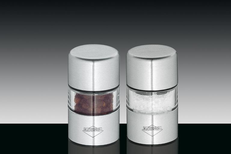 Sada mlýnků na pepř a sůl 5,5 cm SYDNEY - Küchenprofi
