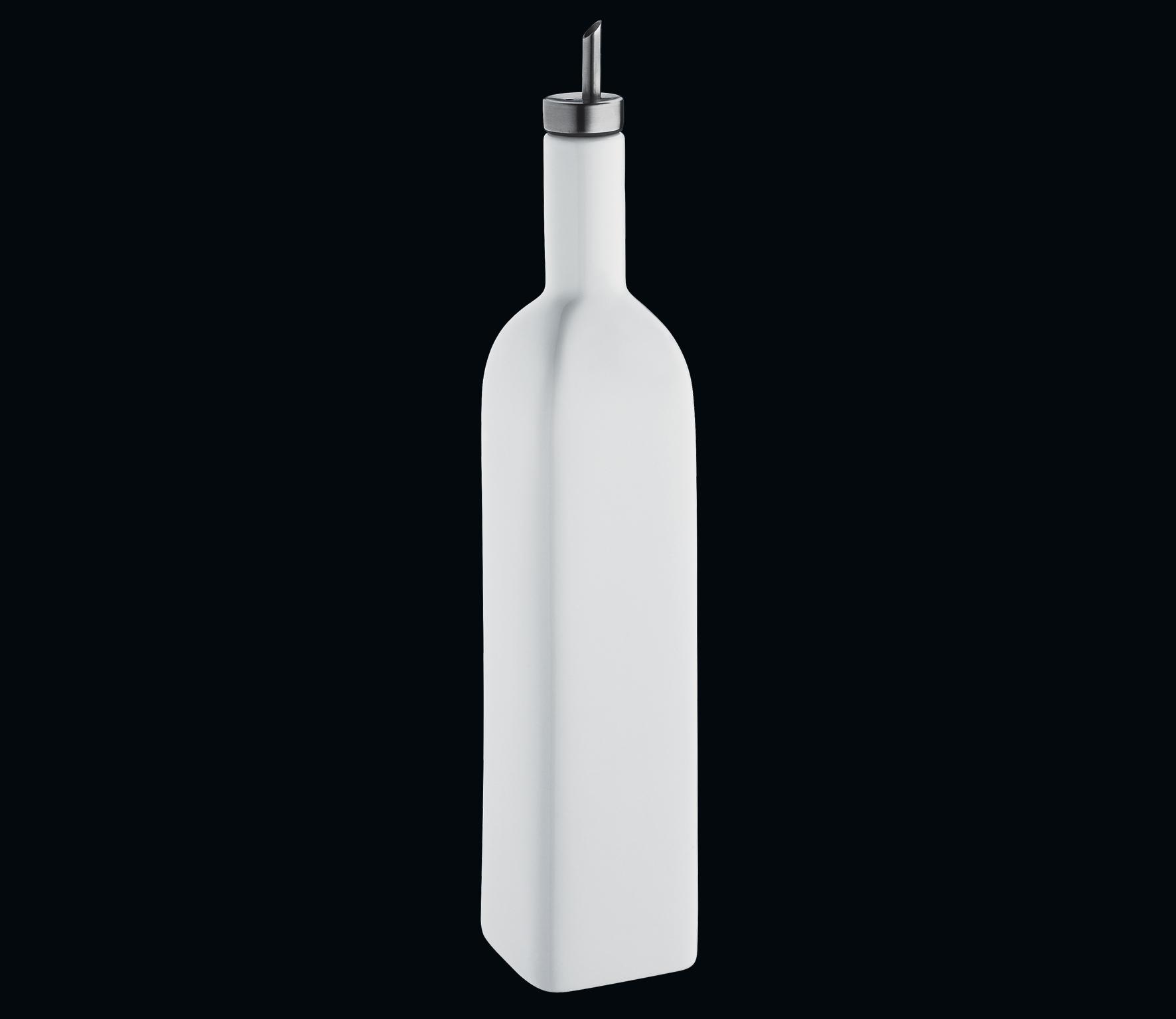 Porcelánová láhev na olej a ocet MEZZO 0,5 l - Cilio