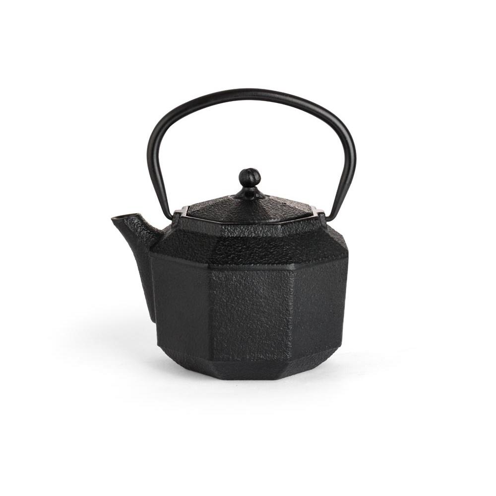 Konvička na čaj 1,0l, černá, Shilan - Bredemeijer