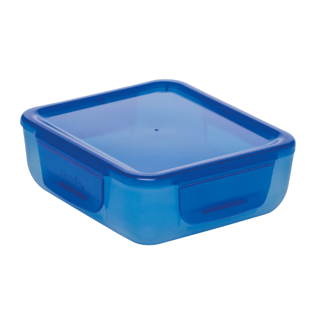 Krabička na jídlo 700 ml, modrá, Easy-Keep - Aladdin