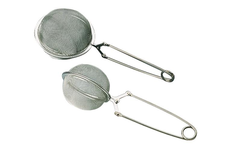 Sítko na čaj/bylinky s rukojetí 6,5 cm - Küchenprofi
