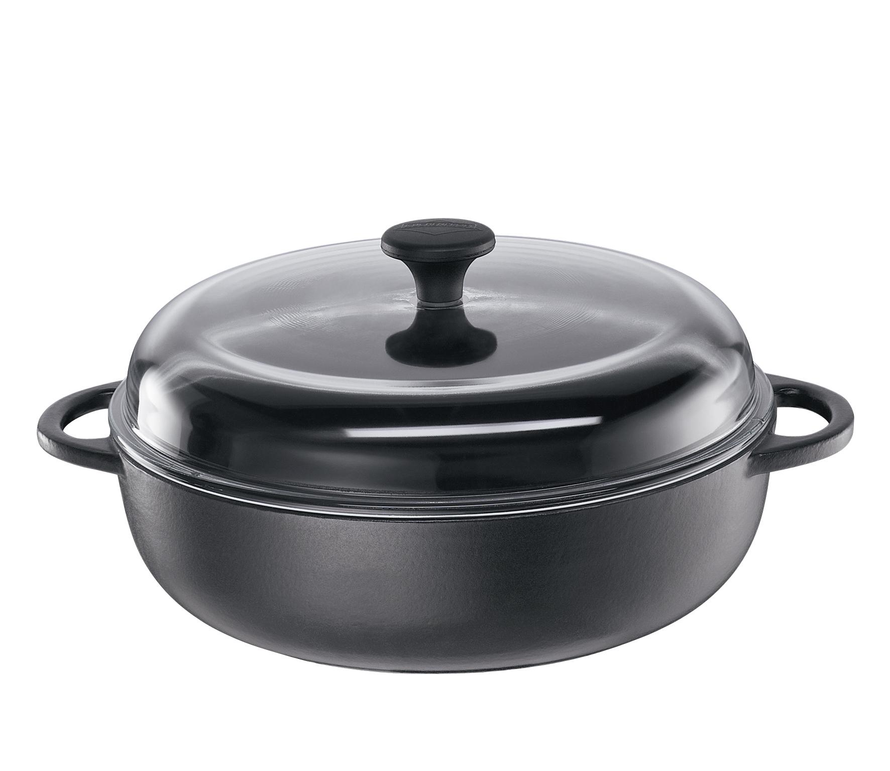 Küchenprofi Provence Farmářská pánev 24 cm černá