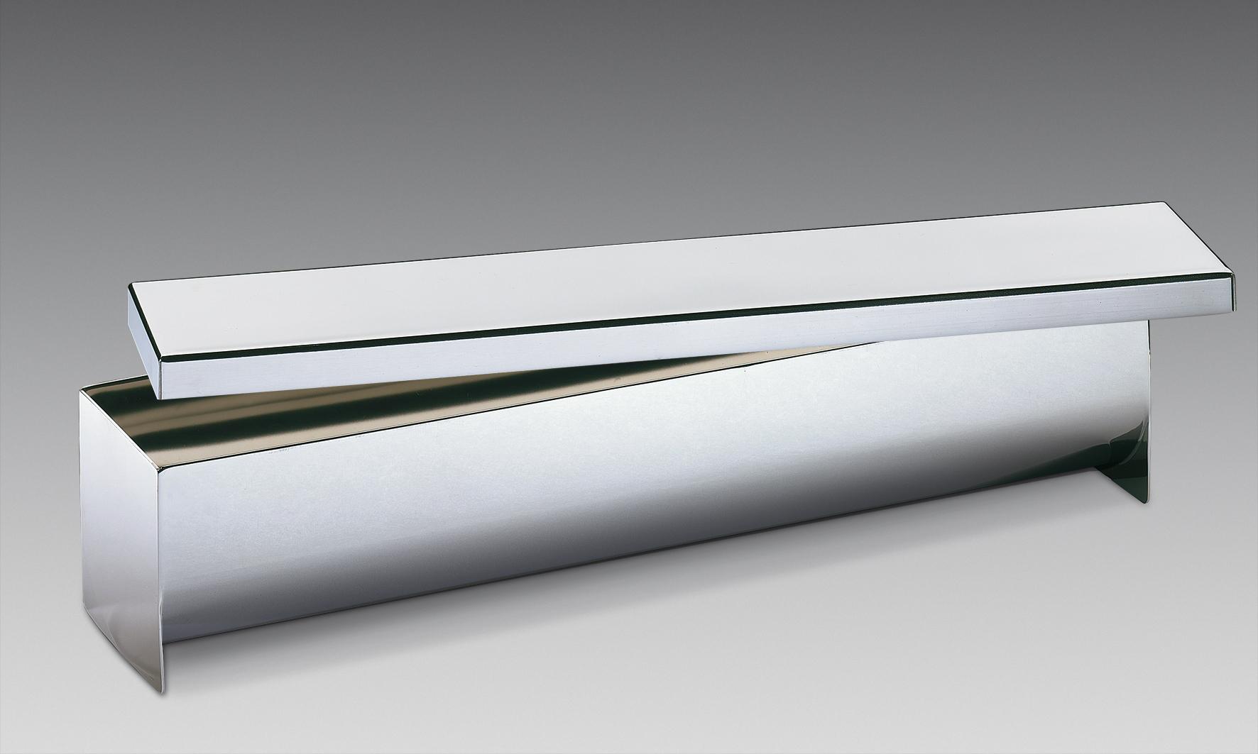 Forma na pečení hranatá nerezová 30 x 5,5 cm PROFI - Küchenprofi