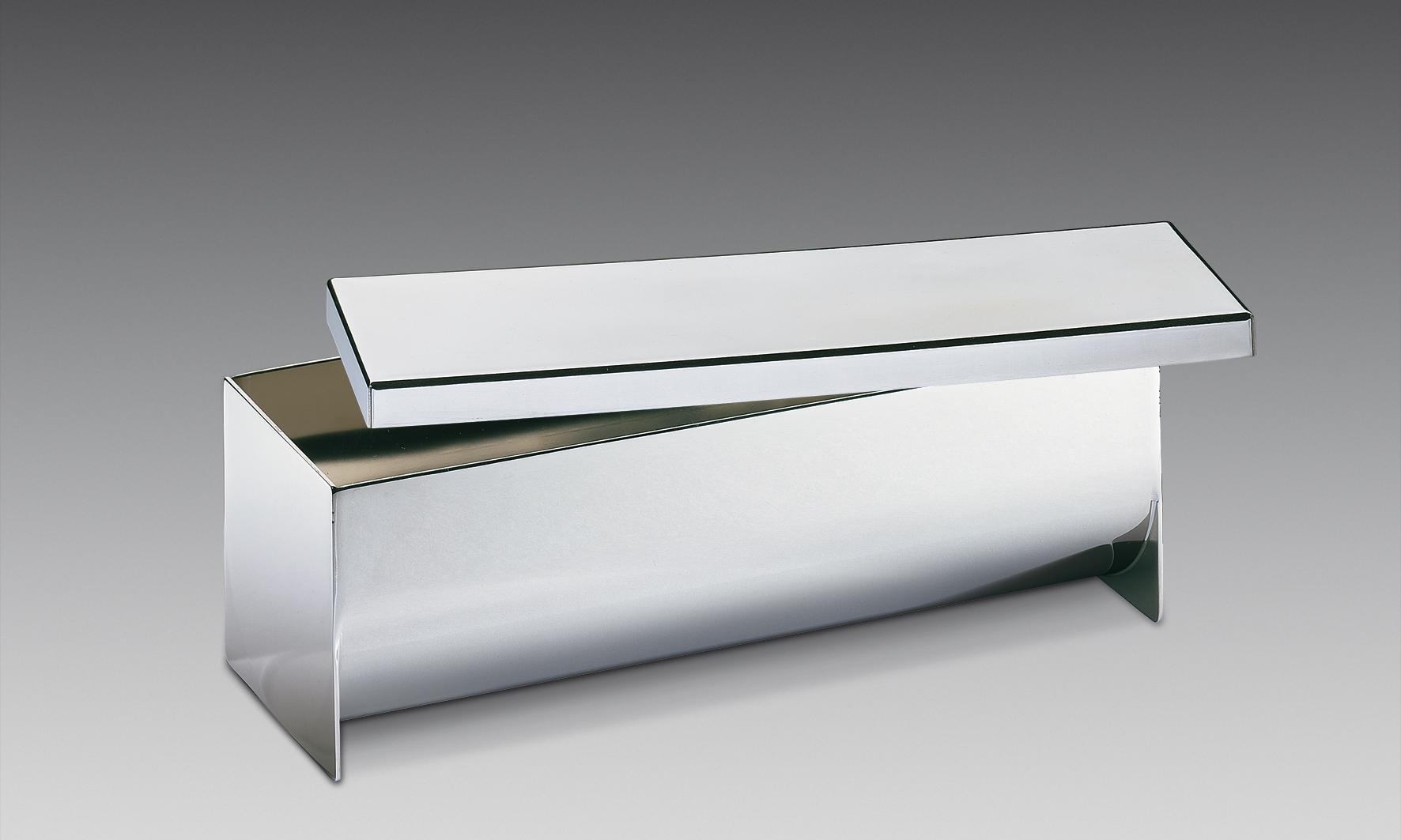 Forma na pečení hranatá krátká nerezová 23,5 x 7,5 cm PROFI - Küchenprofi