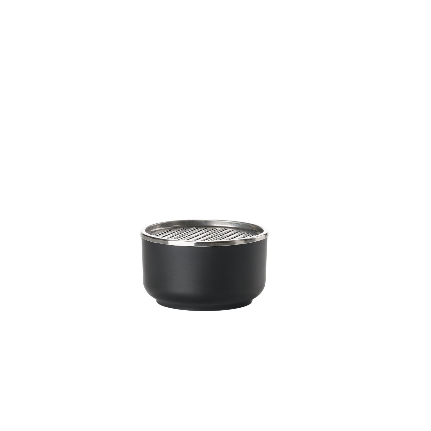 Servírovací mísa se struhadlem 0,5 l, černá, Peili - Zone Denmark
