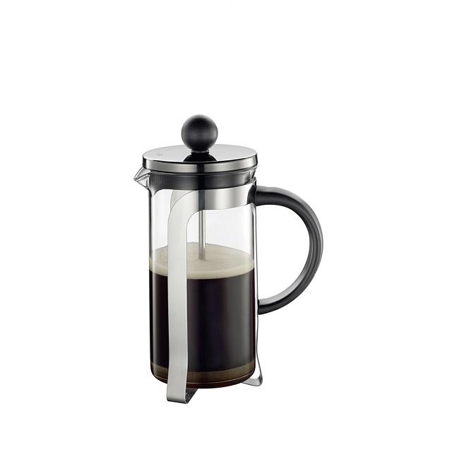 Stlačovací kávovar na 8 šálků, NADINE - Cilio
