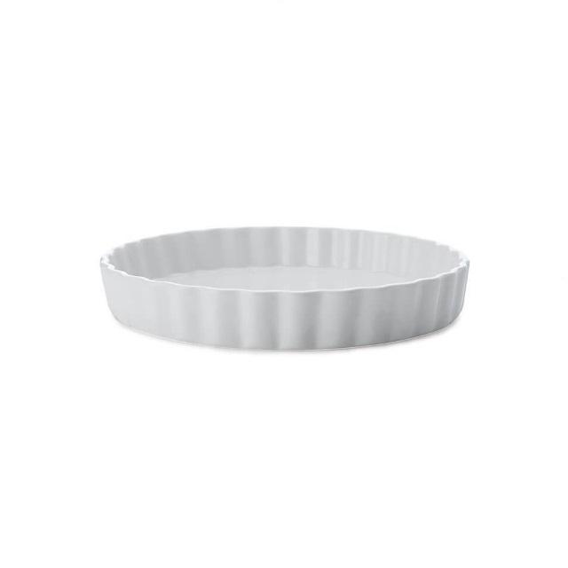 Forma na quiche 28 cm, WHITE BASICS - Maxwell&Williams