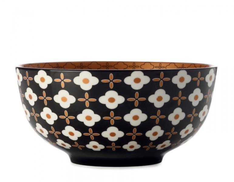 Miska 18 cm, White Flower, Marigold - Maxwell&Williams