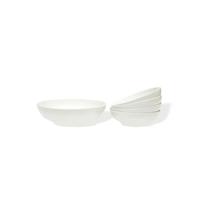 5-ti dílný set misek na těstoviny, WHITE BASICS - Maxwell&Williams