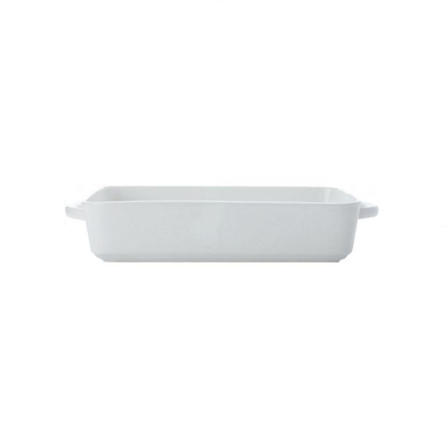 Pekáč na lasagne 37,5 x 25 x 7 cm, WHITE BASIC - Maxwell&Williams