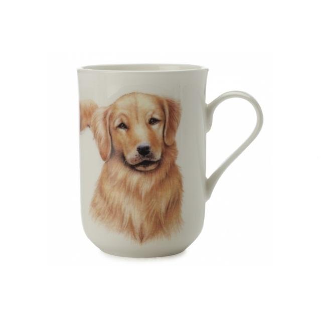 Hrnek 300 ml Golden Retriever , Cashmere Pets - Maxwell&Williams