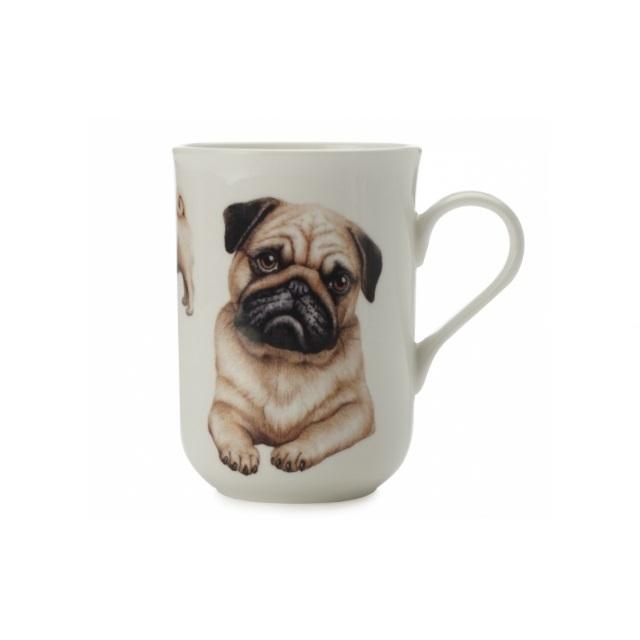 Hrnek 300 ml Pug, Cashmere Pets - Maxwell&Williams