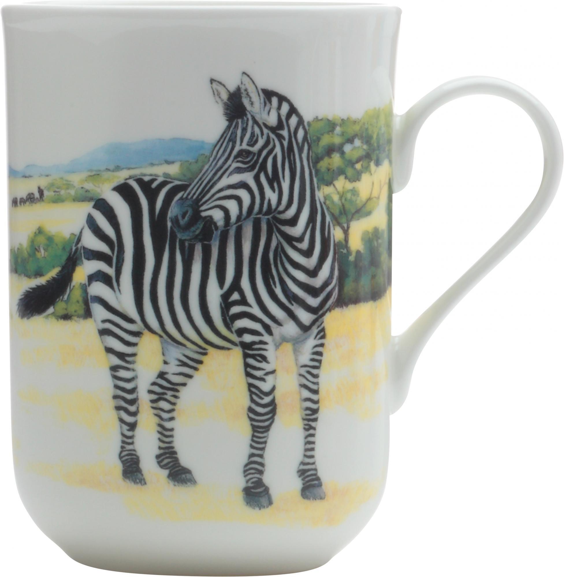 Hrnek 300 ml, Zebra, Animals of the world - Maxwell&Williams