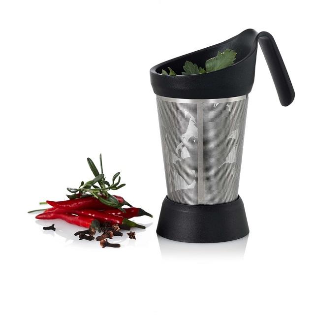 Sítko na čaj/koření se stojánkem, SPICEBOY - AdHoc