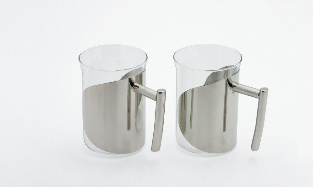 Sklenice na kávu/čaj, 2 ks - Weis