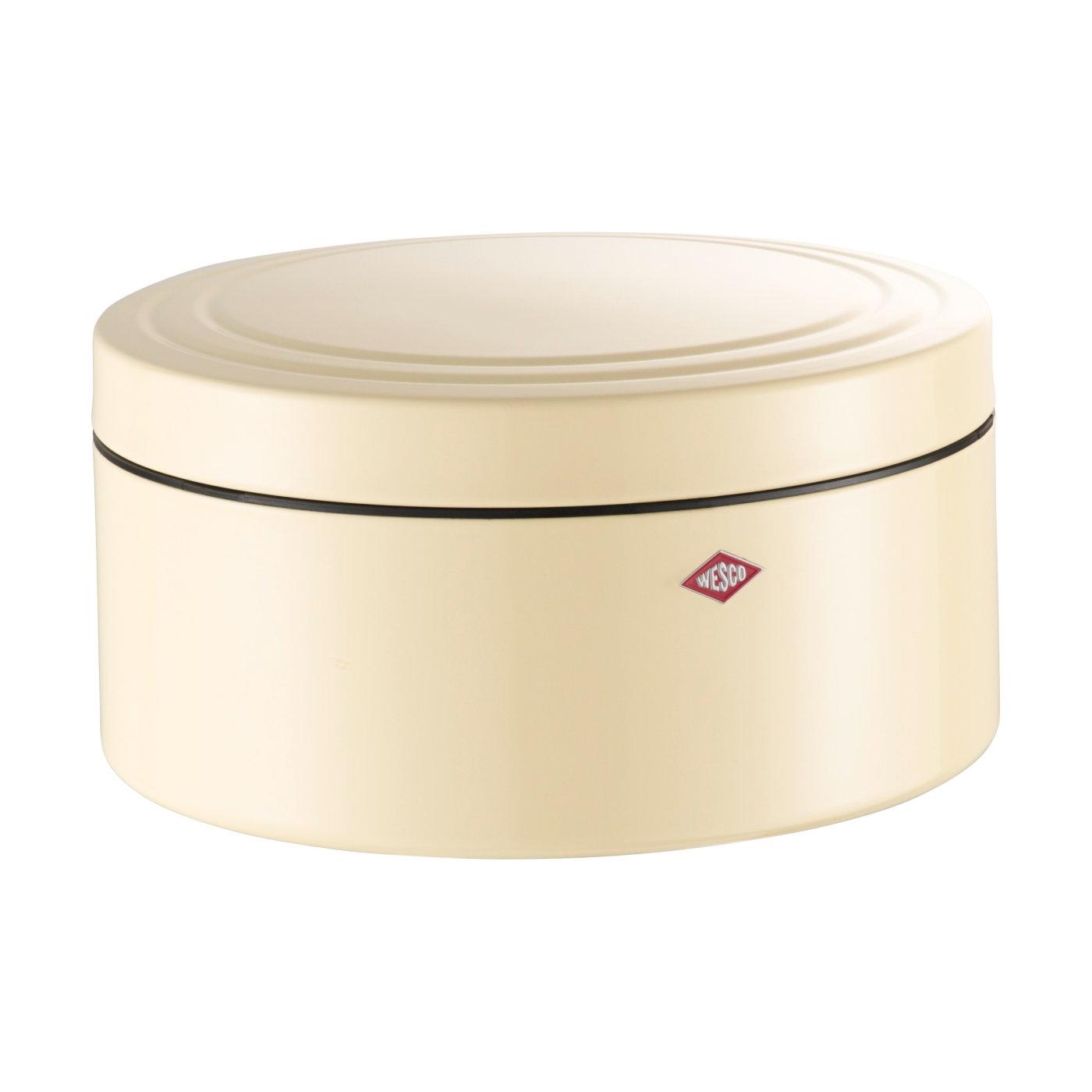 Dóza na sušenky 4 l, mandlová, Classic line - Wesco