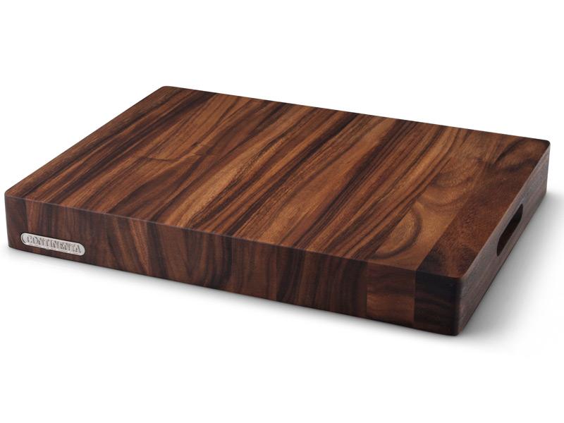 Krájecí deska 48 x 36 x 6 cm, akáciové dřevo - Continenta