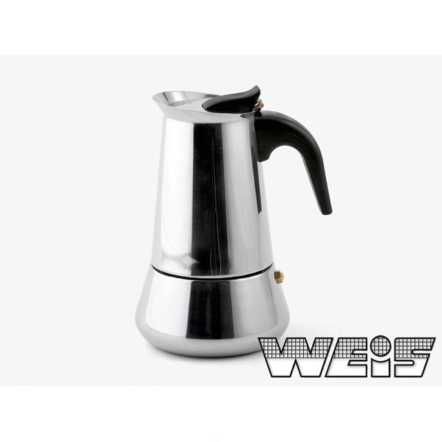 Indukční Moka kávovar 4 šálky - Weis