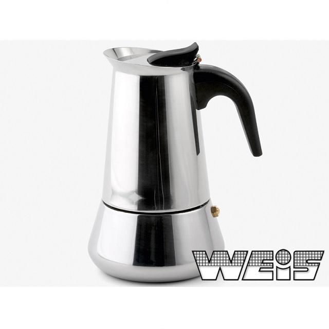 Indukční Moka kávovar 6 šálků - Weis