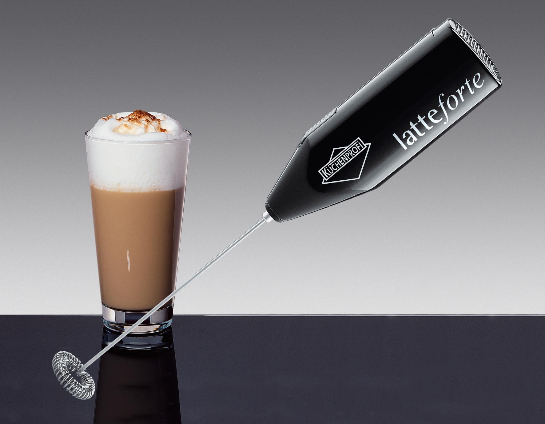 Šlehač mléka Latte forte - Küchenprofi