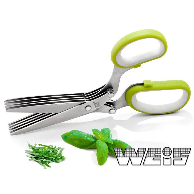 Kuchyňské nůžky na bylinky - Weis