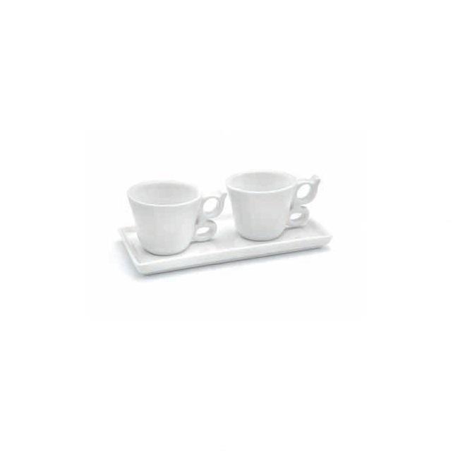 Káva pro dva GIANNINA FAMILY 80 ml - Carlo Giannini