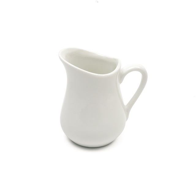 Porcelánový džbánek na mléko 110 ml, WHITE BASICS - Maxwell&Williams