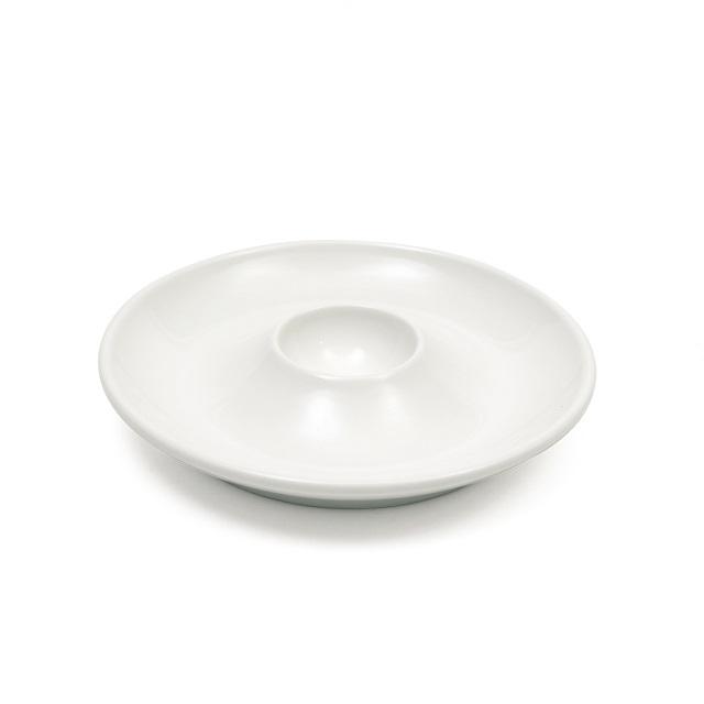 Talířek na vejce, WHITE BASICS - Maxwell&Williams