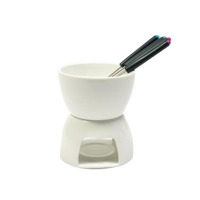 Čokoladové fondue bílé, WHITE BASICS - Maxwell&Williams