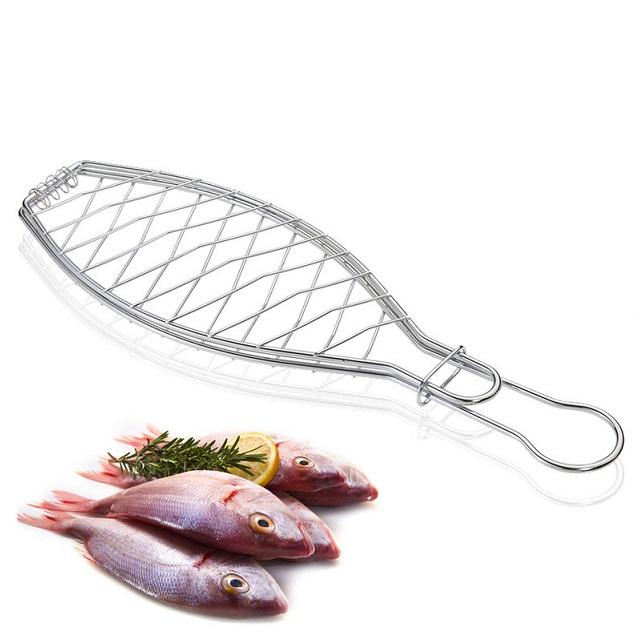 """Grilovací kleště na rybu """"Easy"""" XL - Küchenprofi"""