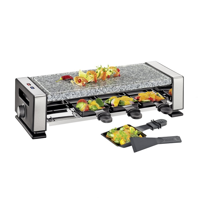 Elektrický Raclette gril VISTA8 - Küchenprofi