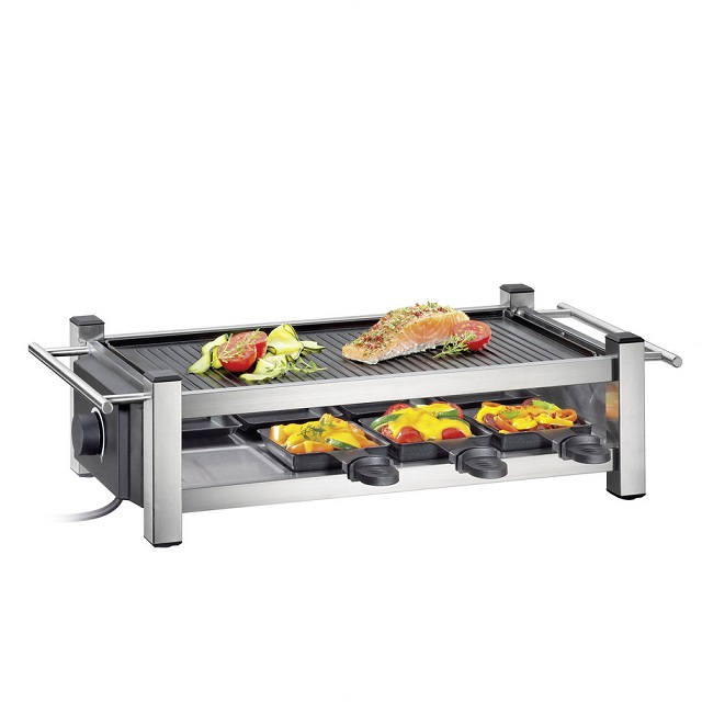 Küchenprofi Elektrický Raclette gril TASTE8