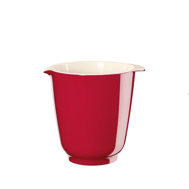 Mísa vysoká 1l červená BAKE - Küchenprofi
