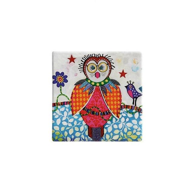 Podložka 9 cm Boobook, SMILE STYLE - Maxwell&Williams