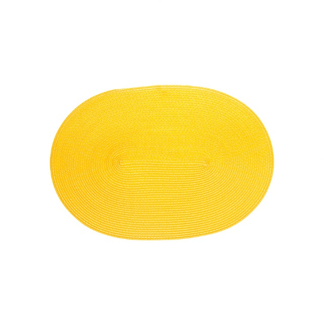 Prostírání 45 x 31 cm žluté - Continenta