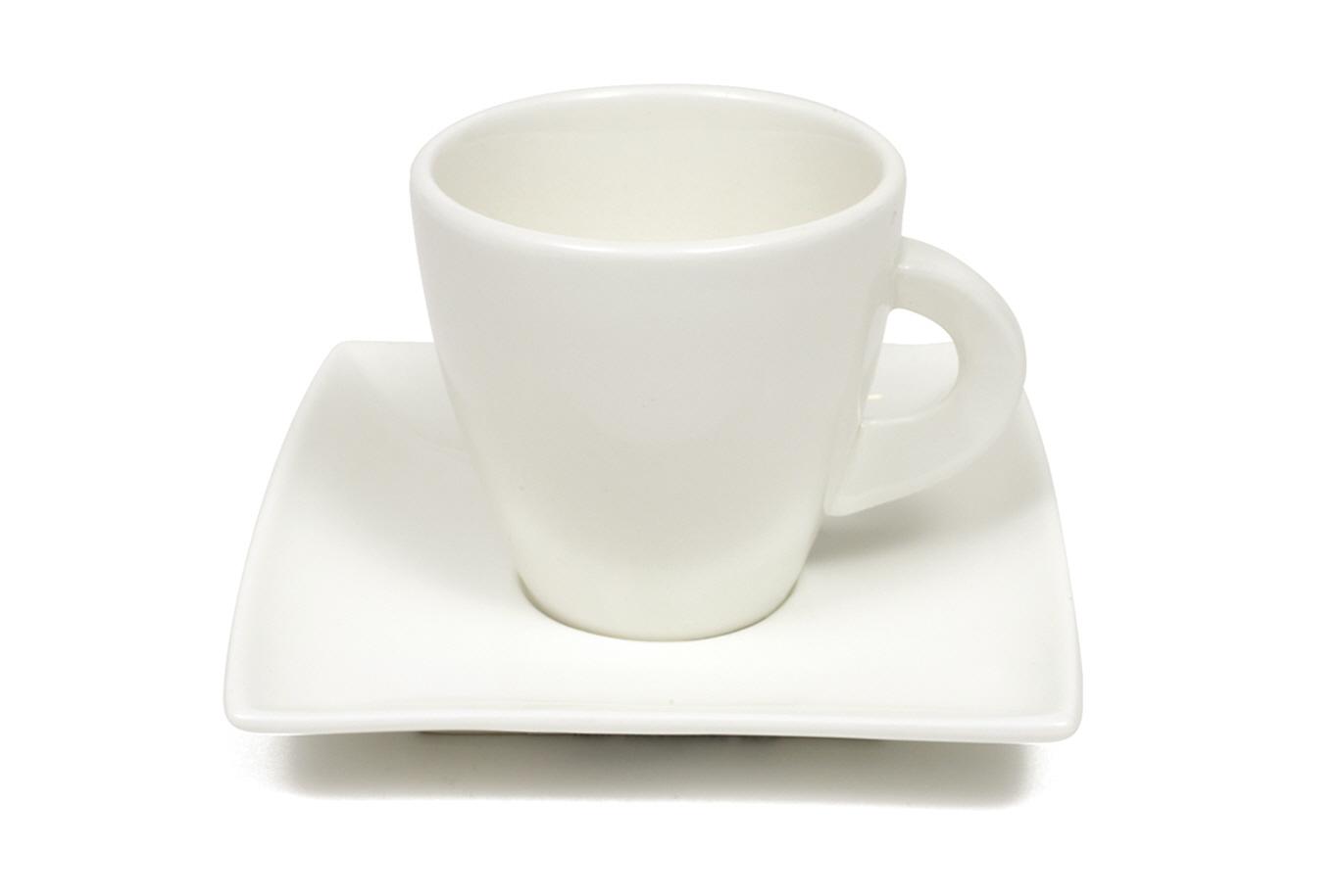 Šálek s podšálkem na espresso East Meets West 60 ml - Maxwell&Williams
