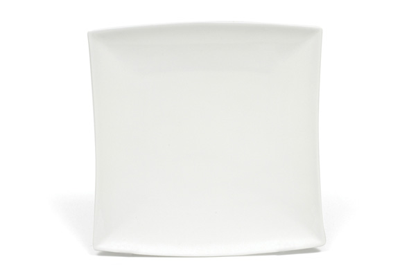 Čtvercový mělký talíř East Meets West 26 x 26 cm - Maxwell&Williams