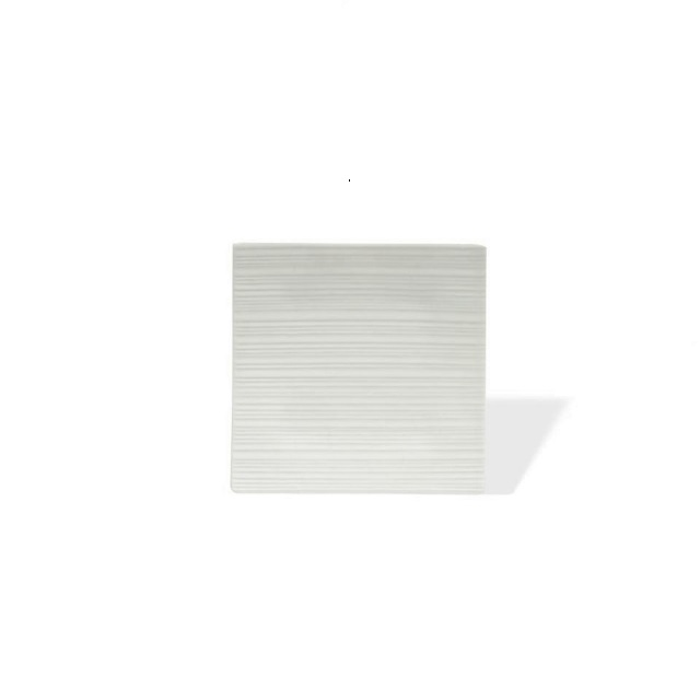 Čtvercový talíř 15 x 15 cm, WHITE BASICS CIRQUE - Maxwell&Williams