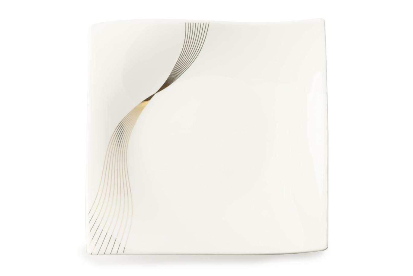 Čtvercový podnos/talíř Frequency 30 x 30 cm - Maxwell&Williams